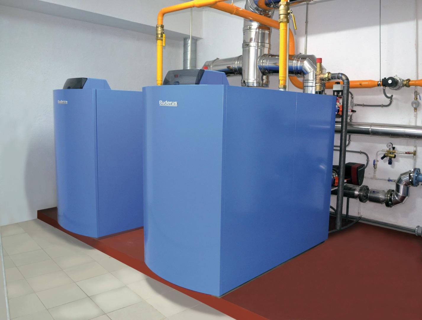 Aquastil calefacci n central instalaci n y mantenimiento - Calderas de gas ...