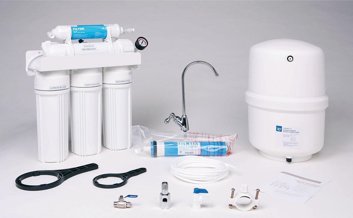 Filtro reverse osmosis images med purepro ro105 reverse - Filtros de osmosis ...