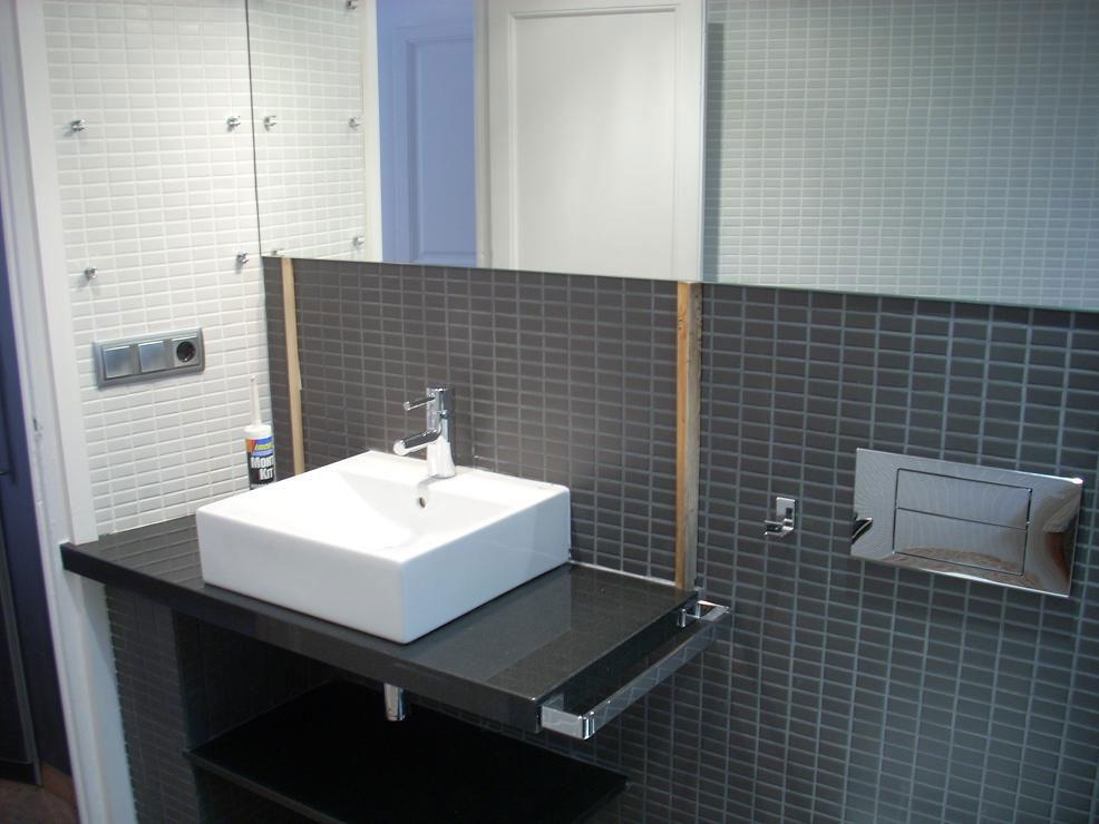 Reforma integral piso 80 metros saln con sof esquinero y for Precio reforma integral piso 80 metros madrid